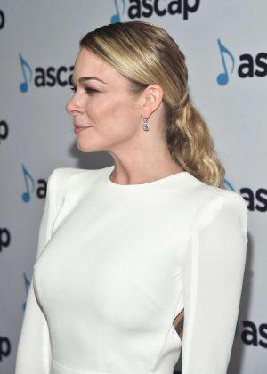 LeAnn Rimes - 2017 ASCAP Pop Awards in Los Angeles
