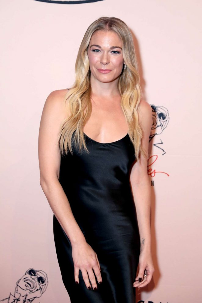 LeAnn Rimes - 'An Opry Salute to Ray Charles' in Nashville