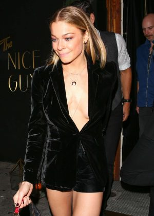 LeAnn Rimes at The Nice Guy in West Hollywood