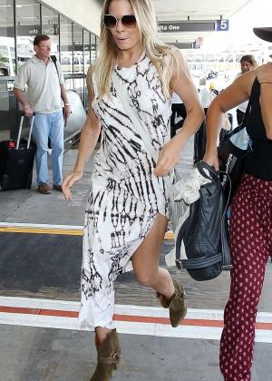 LeAnn Rimes - LAX Airport in LA