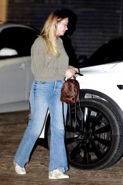 LeAnn Rimes - Leaving Nobu in Malibu