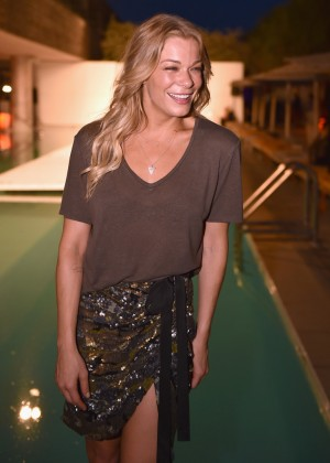 LeAnn Rimes - Maxim Magazine Worldwide Swimwear Collection Launch in Miami