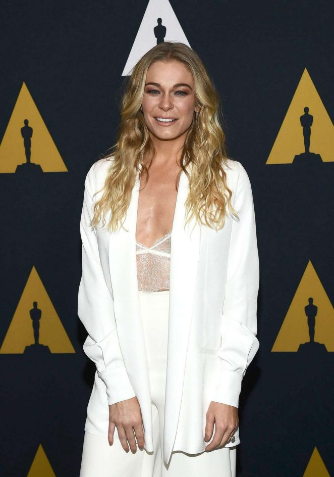 LeAnn Rimes - The Academy hosts 'The Sherman Brothers: A Hollywood Songbook' in LA