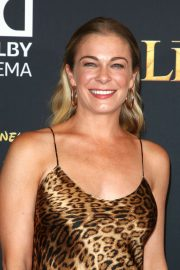 LeAnn Rimes - 'The Lion King' Premiere in Hollywood