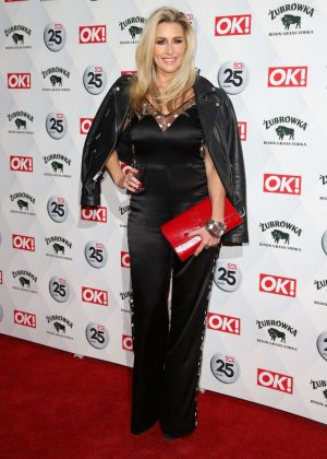 Leanne Brown -  OK! Magazine's 25th Anniversary Party in London