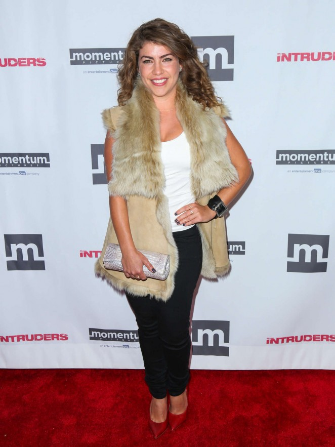 Lee Broda - 'Intruders' Premiere in Los Angeles