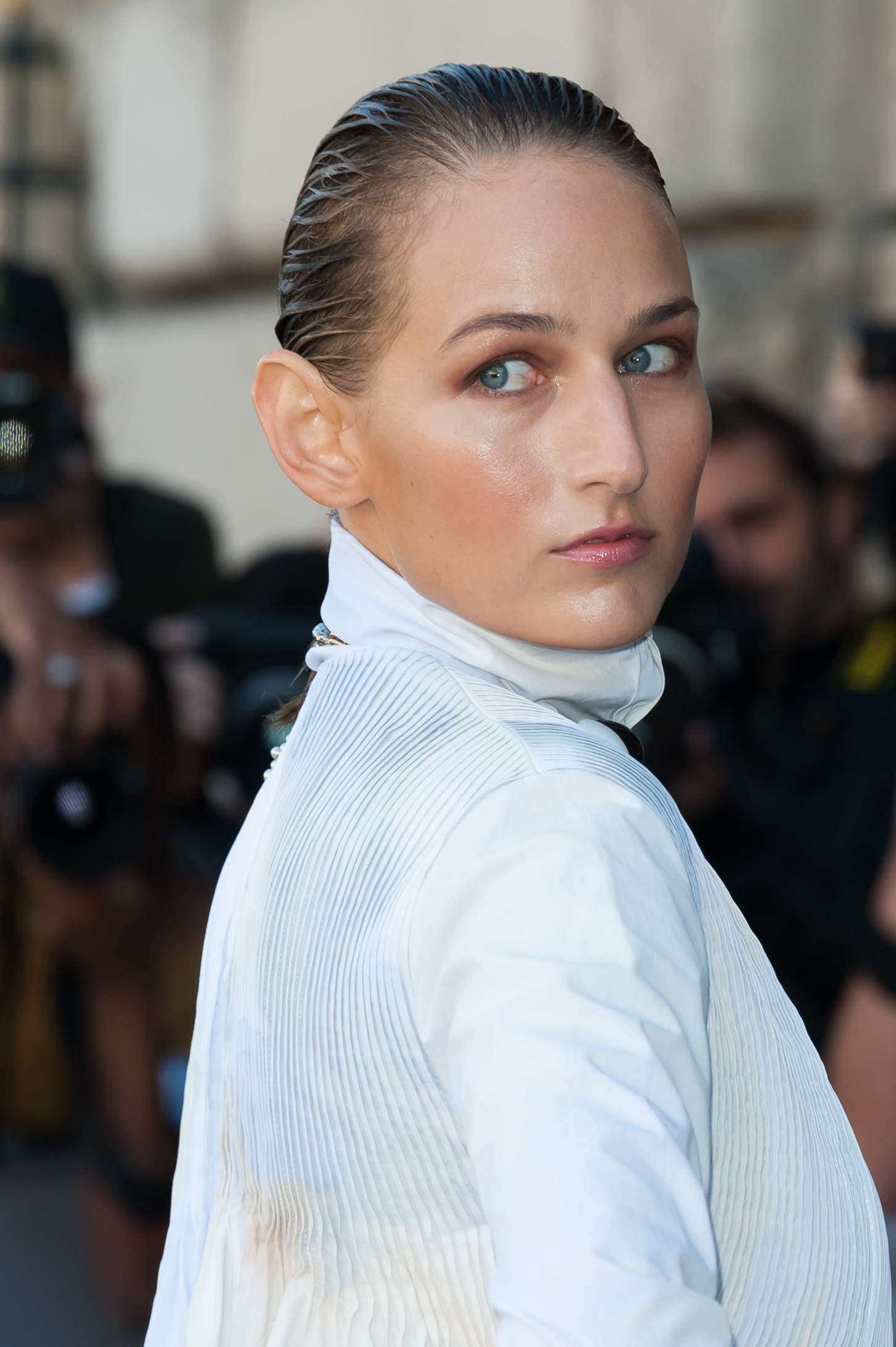 Leelee Sobieski - Christian Dior Show in Paris