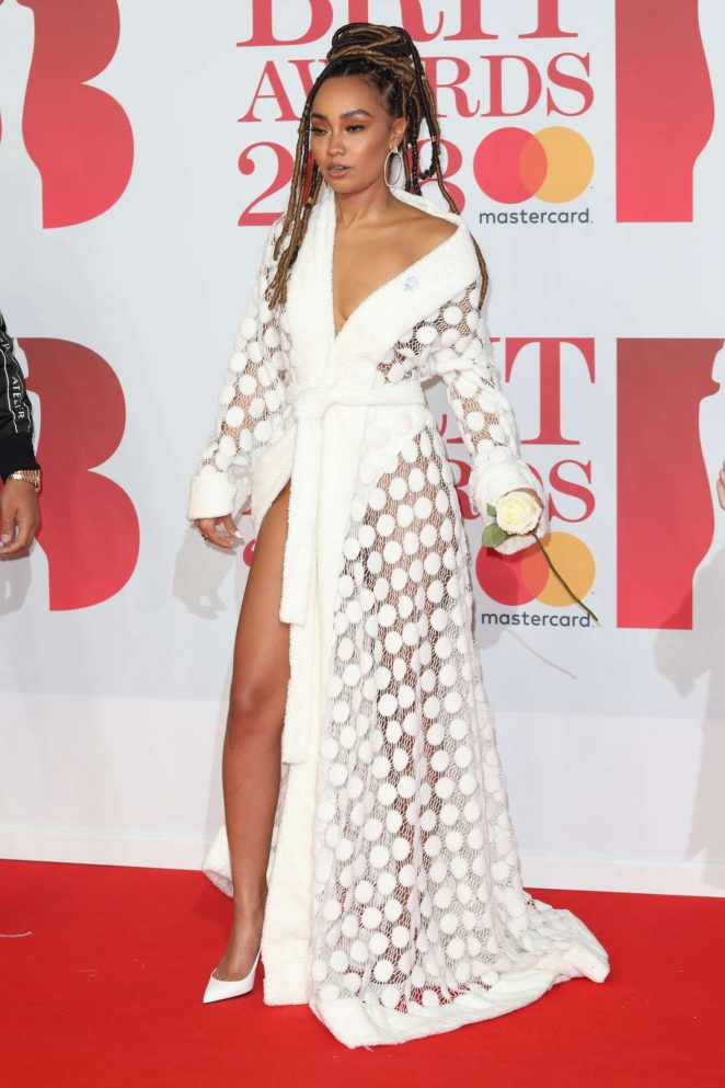 Leigh-Anne Pinnock - 2018 Brit Awards in London