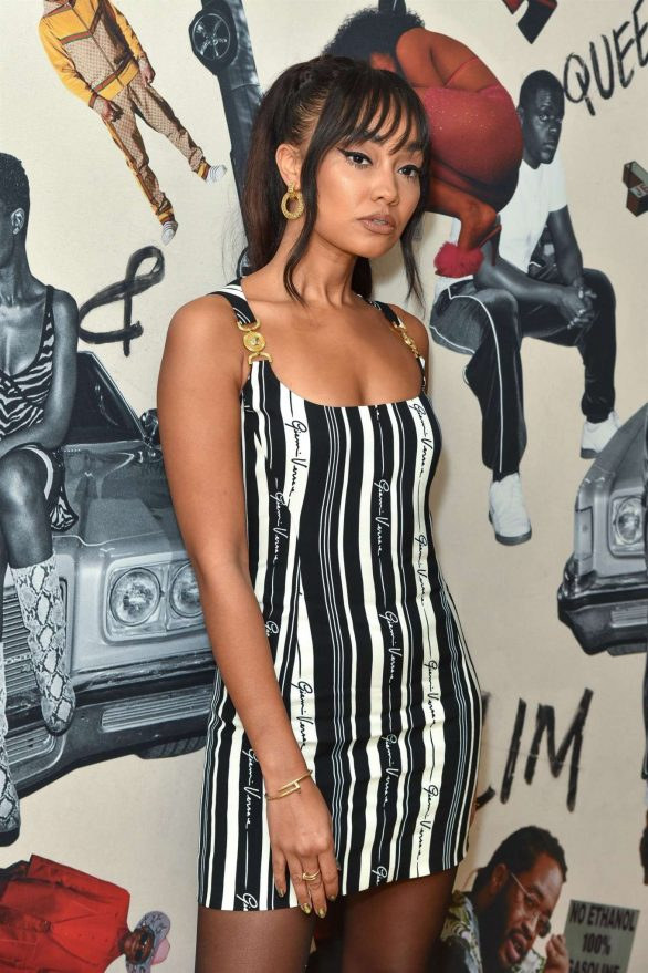 Leigh-Anne Pinnock - 'Queen and Slim' Premiere in London