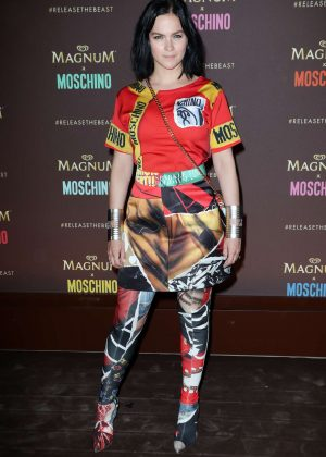 Leigh Lezark - Magnum x Moschino Party at 70th Cannes Film Festival