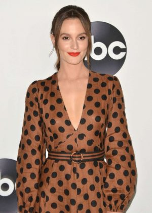 Leighton Meester - ABC All-Star Happy Hour at 2018 TCA Summer Press Tour in LA