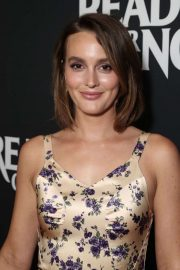 Leighton Meester - LA Screening Of 'Ready Or Not'
