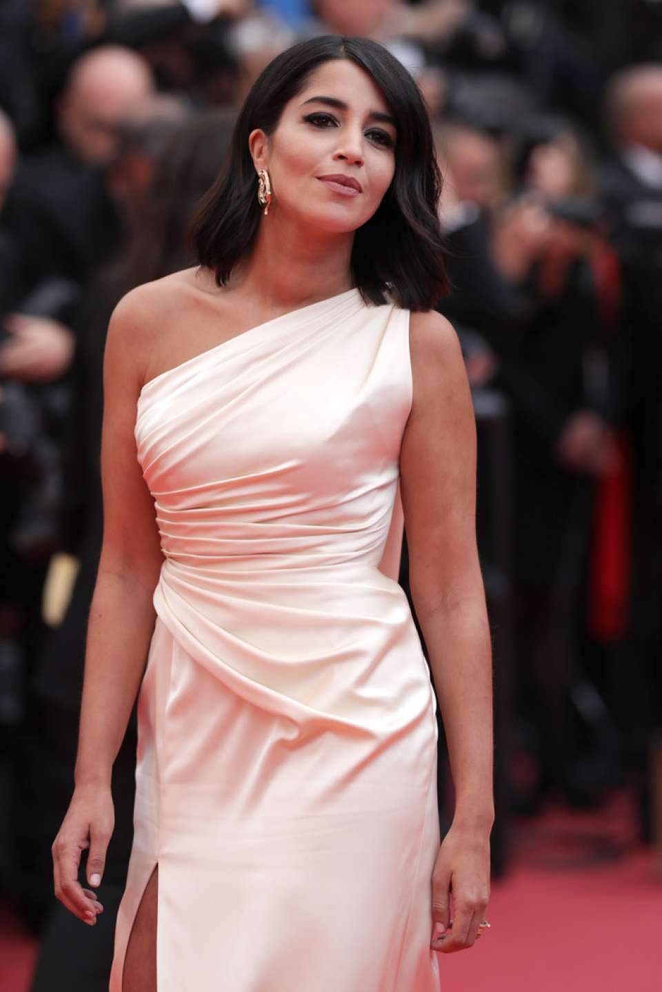 Leila Bekhti - 'A Hidden Life' Premiere at 2019 Cannes Film Festival