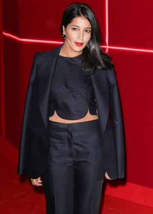 Leila Bekhti - Attends at L'Oreal Red Obsession Party 2016 in Paris
