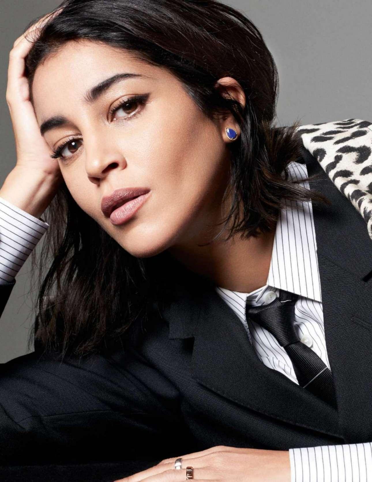 Leila Bekhti - Elle magazine France (March 2019)