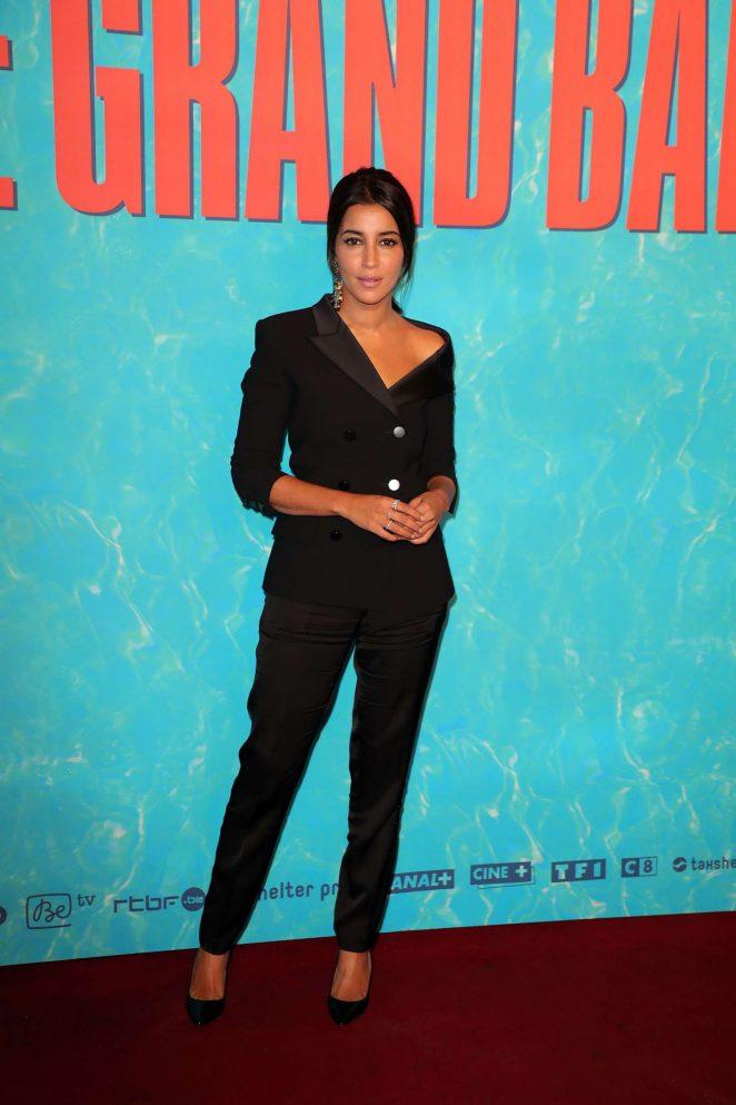 Leila Bekhti - 'Le grand Bain' Premiere in Paris