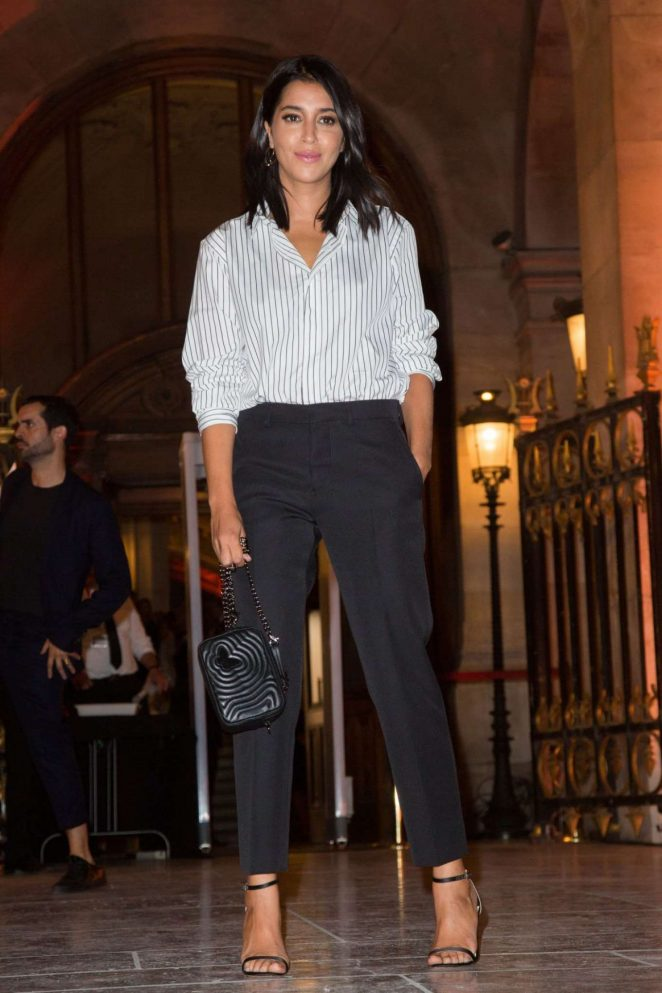 Leila Bekhti - Longchamp 70th Anniversary Party in Paris