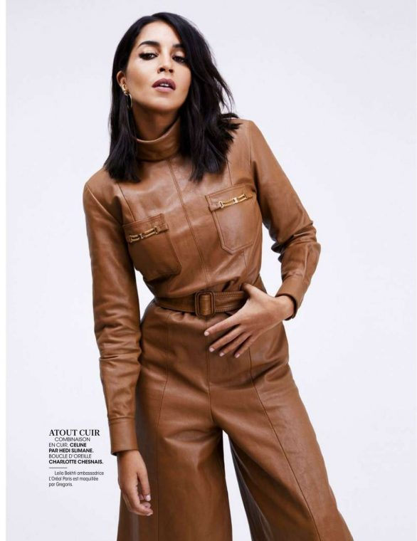 Leila Bekhti - Madame Figaro Magazine (November 2019)