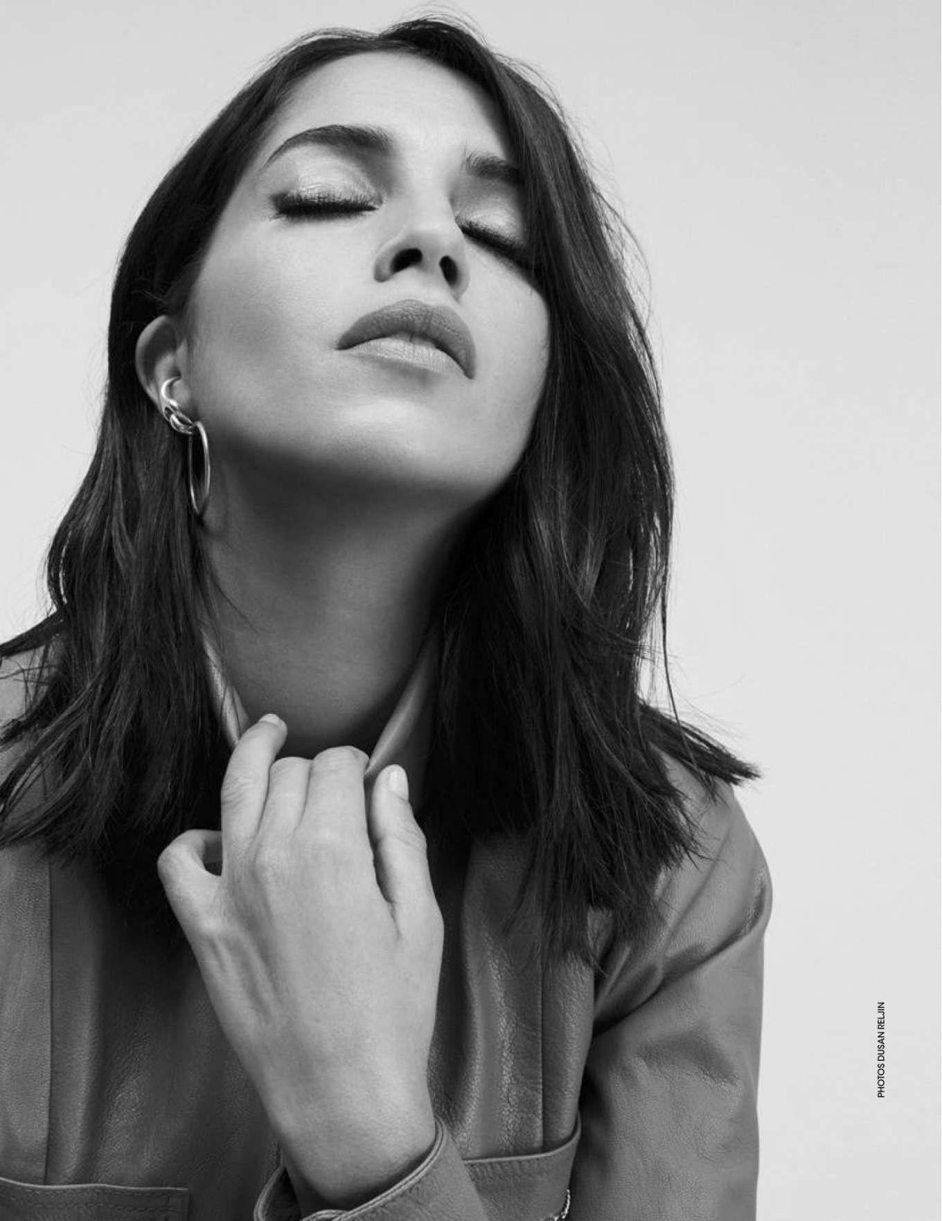 Leïla Bekhti 2019 : Leila Bekhti – Madame Figaro 2019-03