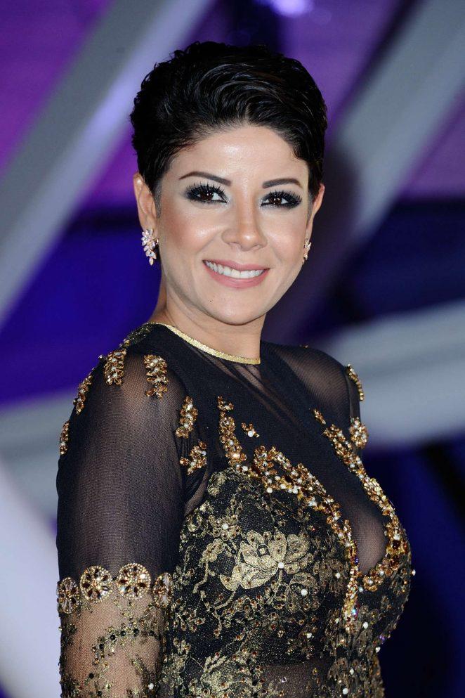Leila Hadioui - 16th Marrakech Film Festival Closing Ceremony in Morocco