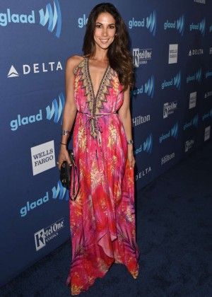 Leilani Dowding - GLAAD Media Awards 2015 in Beverly Hills