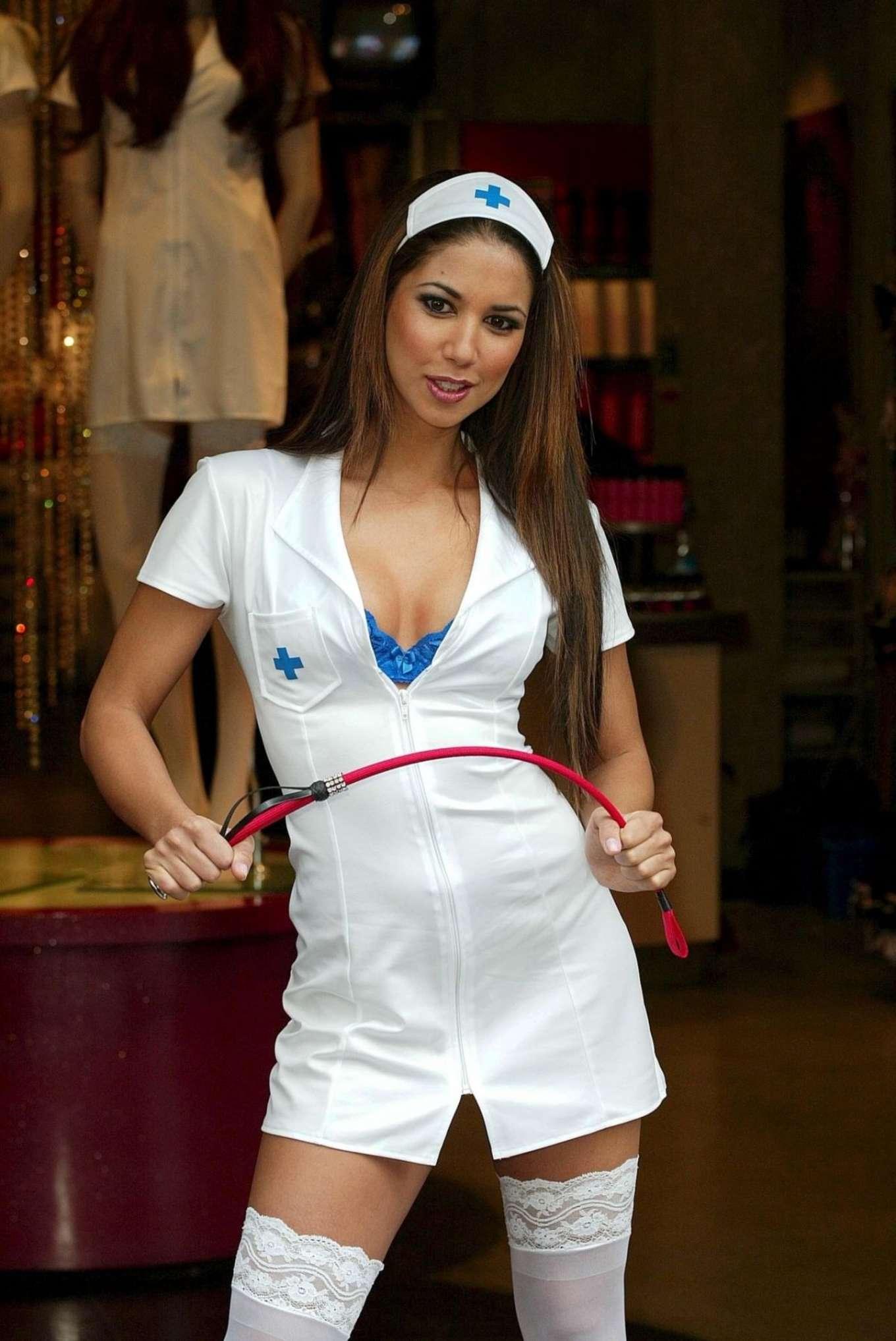 Enfermeras desnudas sexy caliente