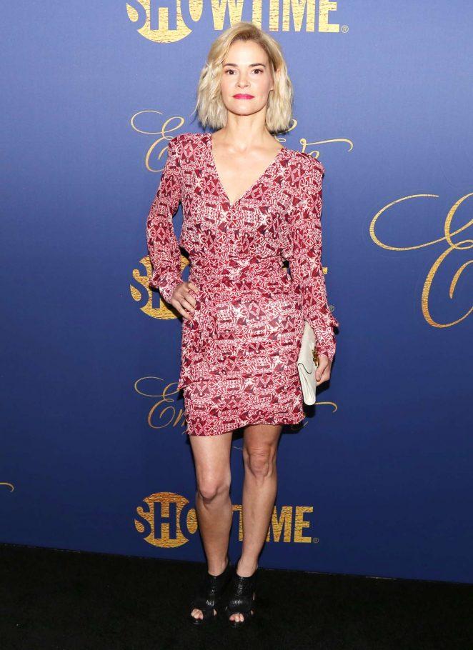 Leisha Hailey – Showtime Emmy Eve Nominees Celebration in LA