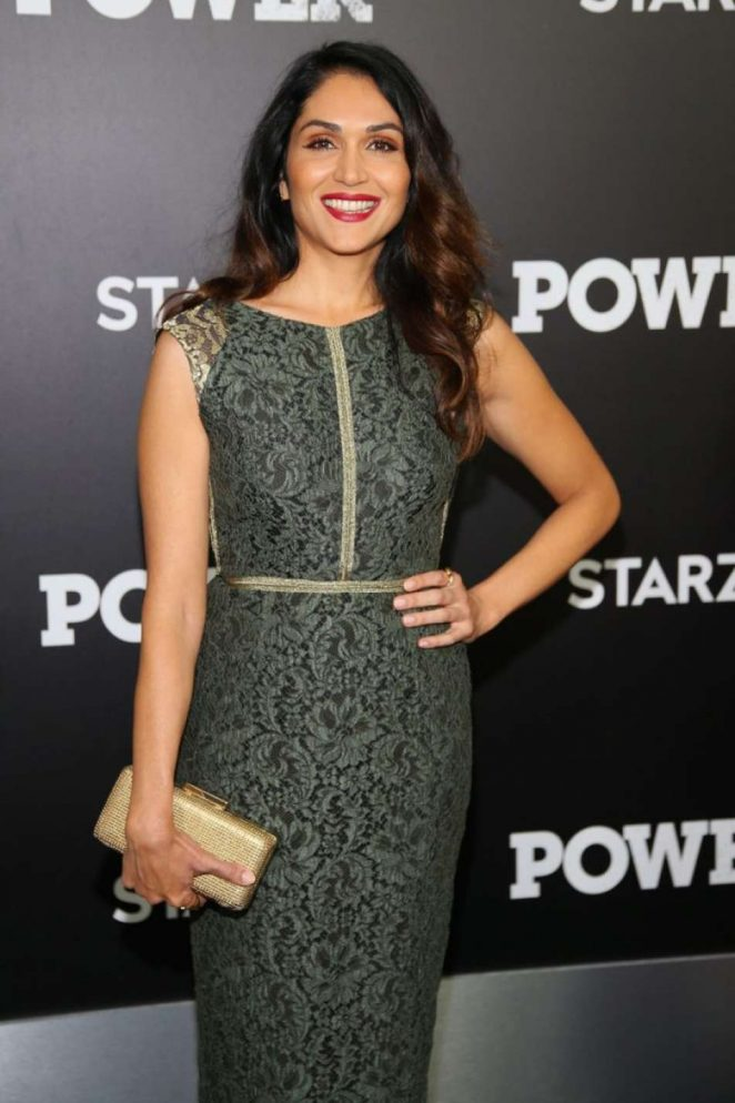 Lela Loren - 'Power' Season 3 Premiere in NYC