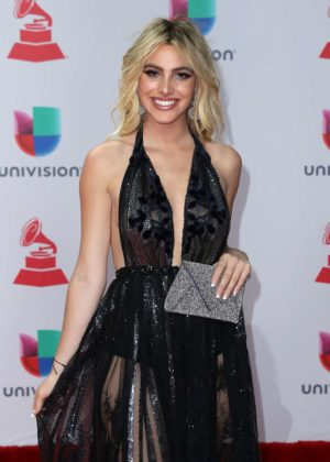 LeLe Pons - 2017 Latin Grammy Awards in Las Vegas