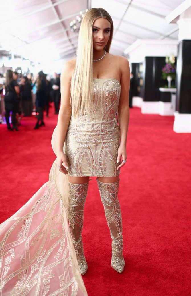Lele Pons – 2019 Grammy Awards in Los Angeles