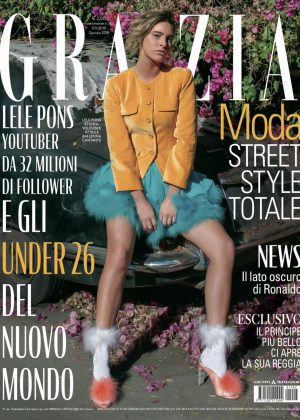 Lele Pons - Grazia Italy - January 2019
