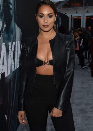 Leli Hernandez - 'Breaking In' Premiere in Los Angeles