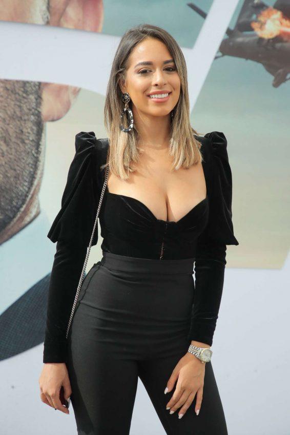 Leli Hernandez - 'Fast & Furious Presents: Hobbs & Shaw' Premiere in Hollywood