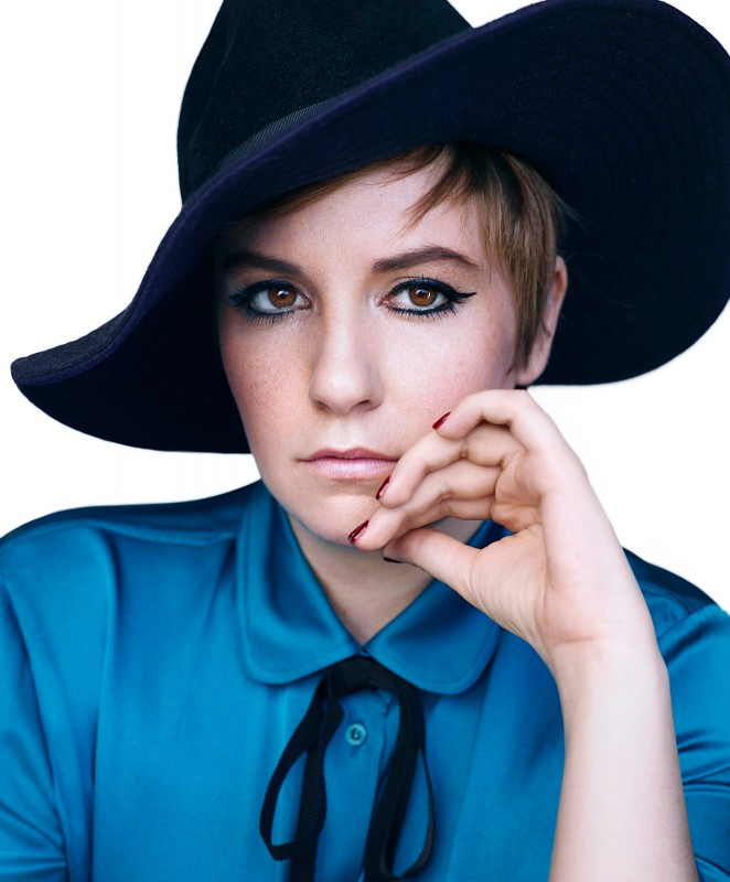 Lena Dunham - Harper's Bazaar Magazine (November 2015)
