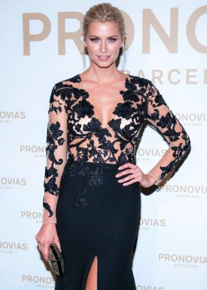 Lena Gercke - 2017 Pronovias Fashion Show in Barcelona