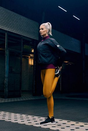 Lena Gercke - Adidas About You Sportwear 2020