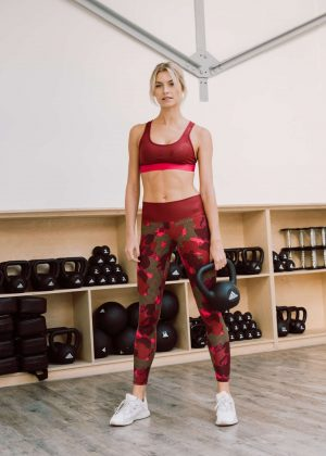 Lena Gercke - Adidas Statement Collection 2019