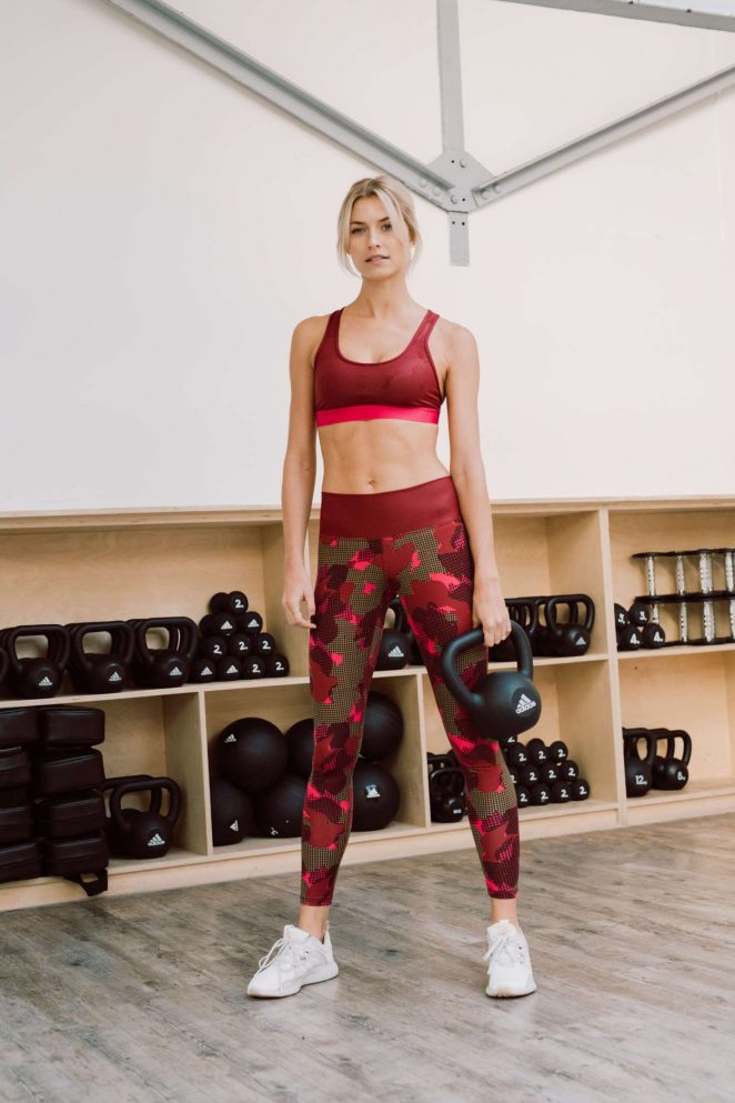 Lena Gercke Adidas Statement Collection 2019 Gotceleb
