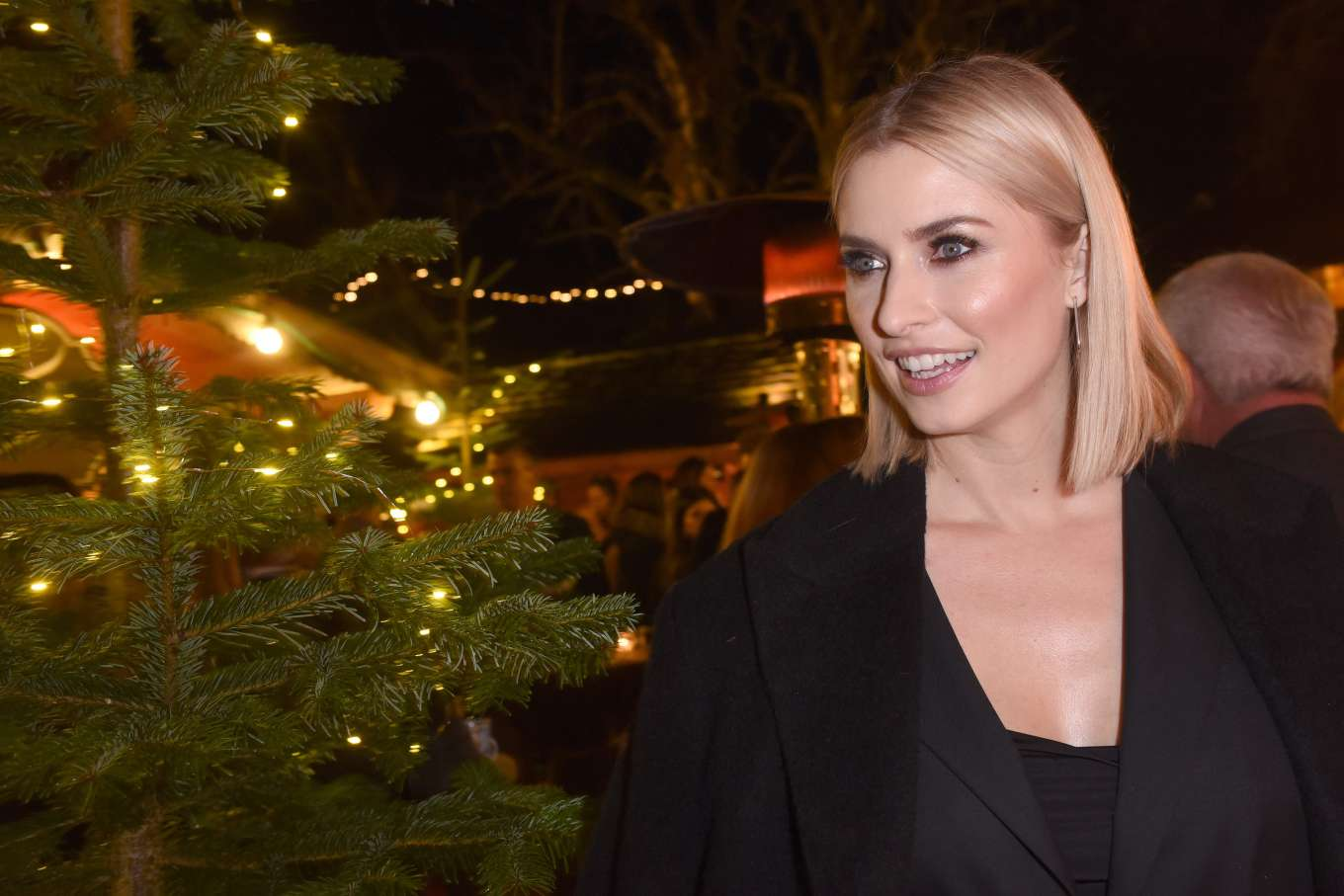 Lena Gercke Christmas Party By Lena 01 Gotceleb
