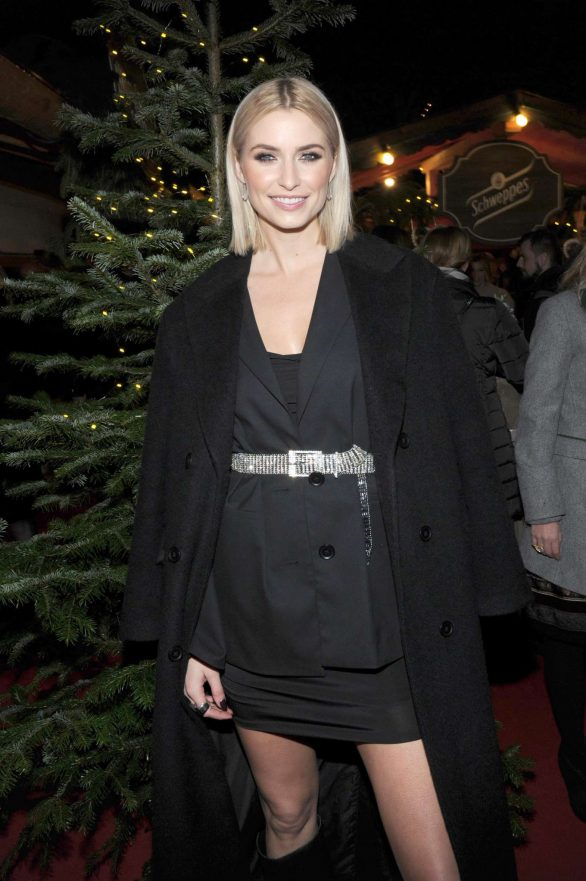 Lena Gercke - Christmas Party by Lena in Kitzbuehl