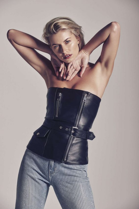 Lena Gercke - ELLE Magazine (July 2019)