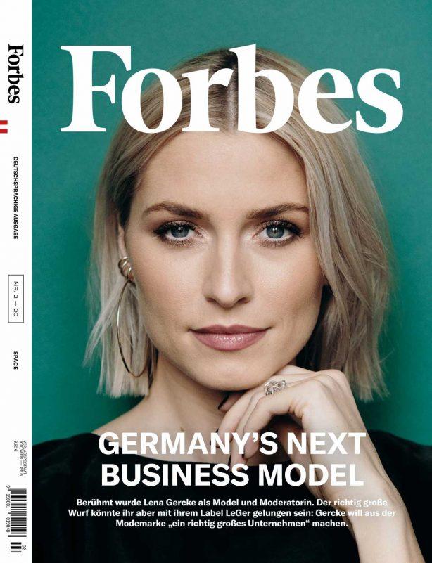 Lena Gercke - Forbes Magazine (February 2020)