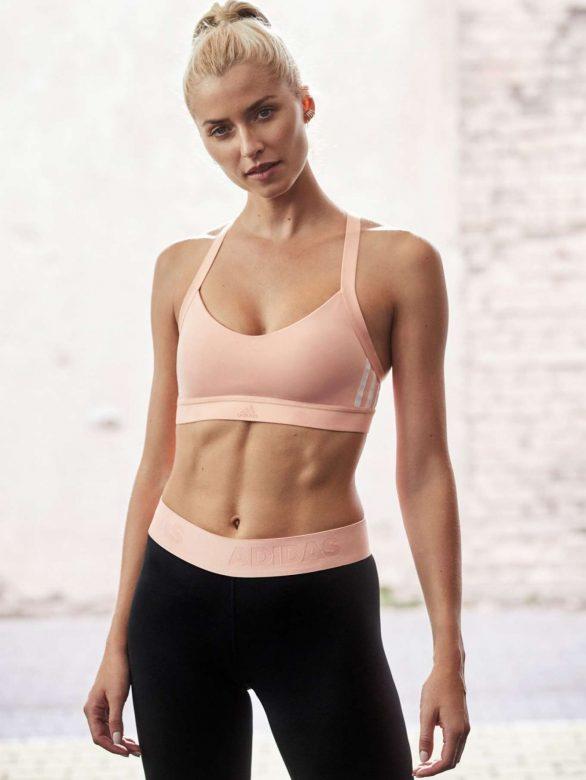 Lena Gercke - Photoshoot for Adidas (September 2019)