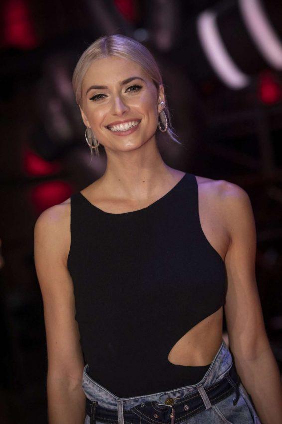 Lena Gercke 2019 : Lena Gercke – The Voice of Germany Promos-04