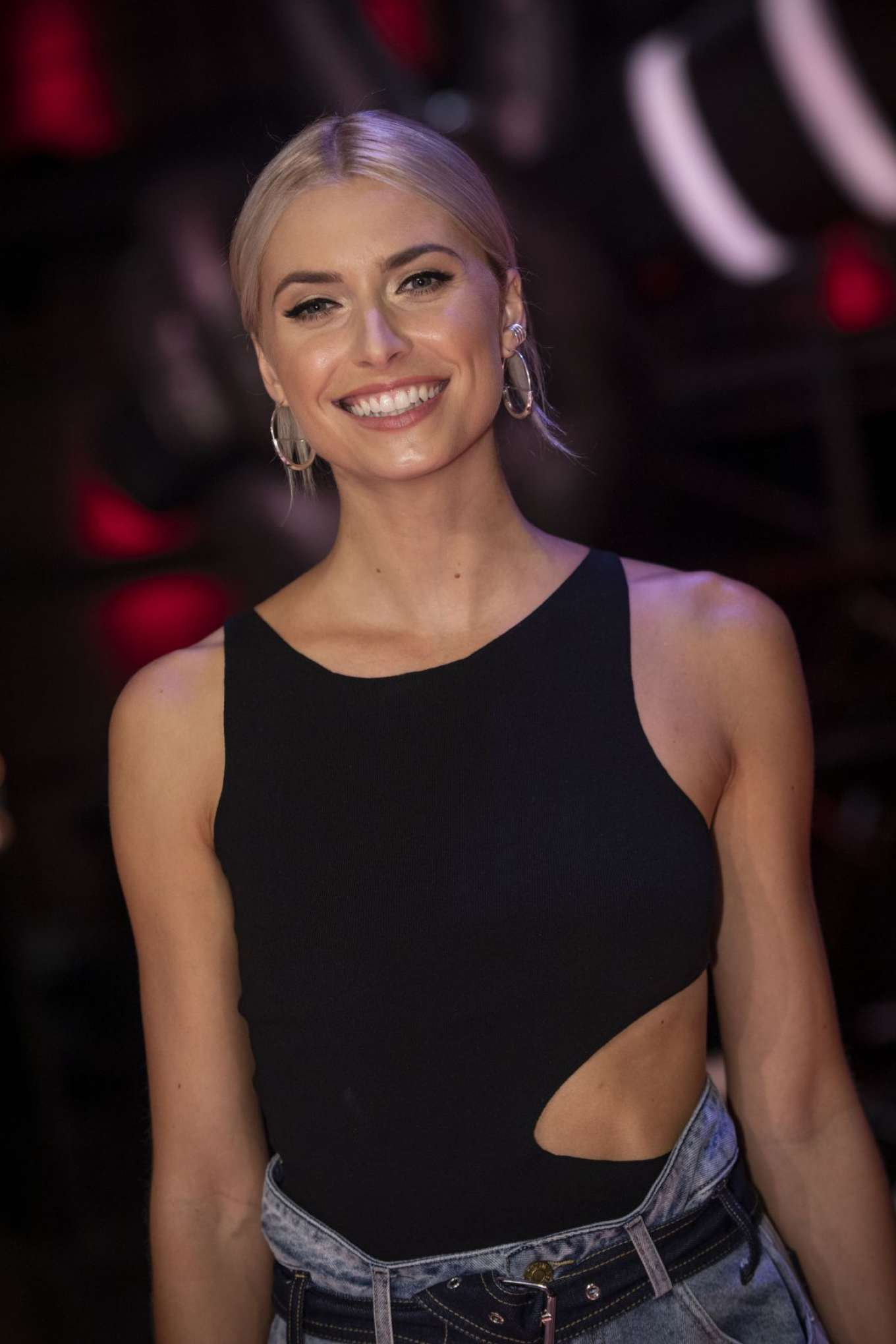 Lena Gercke 2019 : Lena Gercke – The Voice of Germany Promos-04