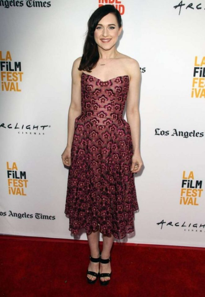 Lena Hall - 'Becks' Premiere at LA Film Festival in Culver City