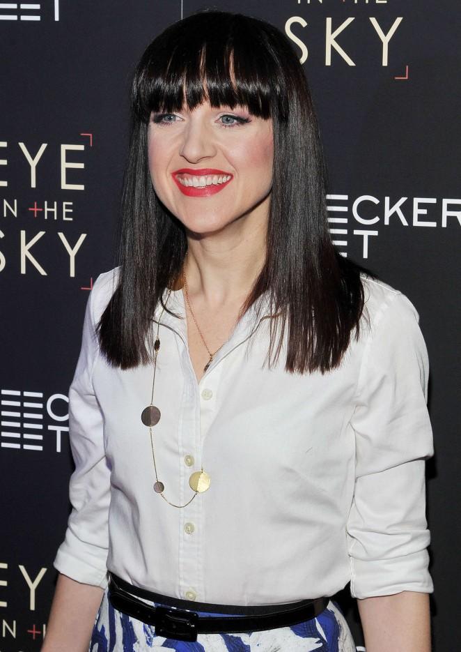 Lena Hall: Eye In The Sky NY Premiere -02