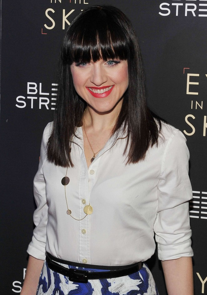 Lena Hall - 'Eye In The Sky' Premiere in New York