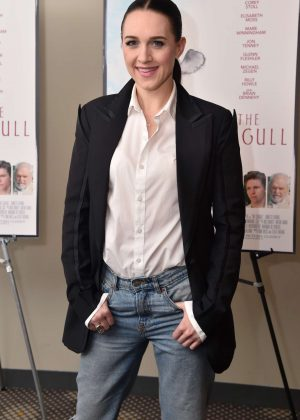 Lena Hall - 'The Seagull' Premiere in New York