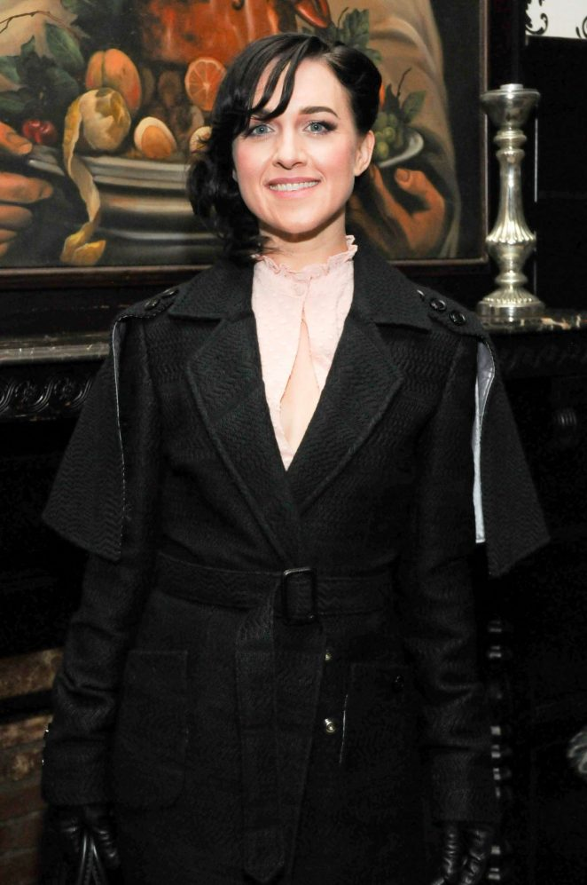 Lena Hall - TNT's 'The Alienist' Premiere in New York City